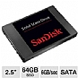Alternate view 1 for SanDisk 64GB Solid State Drive