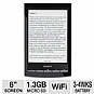"Alternate view 1 for Sony PRS-T1BC 6"" Wi-Fi eReader"