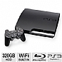 Sony Playstation 3 PS3 320GB Console (Refurbished)