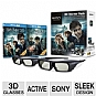 Alternate view 1 for Sony 3DBNDL/HPOTER Harry Potter 3D Starter Pack