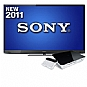 "Alternate view 1 for Sony Bravia 55"" Edge LED Backlit 3D HDTV Bundle"