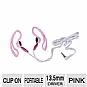 Alternate view 1 for Sony MDR-J10LTPNK Clip-On Headphones