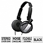 Alternate view 1 for Sony MDR-NC7/BLK Noise Canceling Headphones