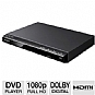 Sony DVP-SR510H 1080p Upscaling DVD Player - Energy Efficiency, Multiple Disc Resume, Photo TV HD, Multi Brand Remote Control, MP3 Playback (Refurbished)