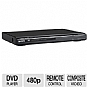 Alternate view 1 for Sony DVP-SR200P/B DVD Player
