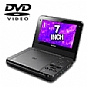 Sony DVP-FX750 Portable DVD Player - 7&quot; Display, Black (Refurbished)