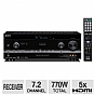 Alternate view 1 for Sony STR-DN1020 3D 7.2 Surround Sound AV Receiver