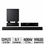 Alternate view 1 for Sony HTCT550W 3D Sound Bar Home Theater System