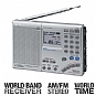 Alternate view 1 for Sony ICF-SW7600GR World Band Receiver Radio