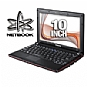 Alternate view 1 for SAMSUNG NP-N110 Netbook - Intel Atom Processor