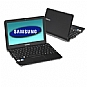"Alternate view 1 for Samsung NC110-A01US 10.1"" Black Netbook"
