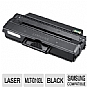 Samsung MLT-D103L Toner Cartridge - Black, 2500 Page Yield (Refurbished)