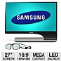 Alternate view 1 for Samsung S27A950D 27&quot; Class LED 3D Monitor