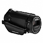 Samsung H300 HMX-H300BN HD Camcorder - CMOS, 30x Optical Zoom, 10x Digital Zoom, USB, 60 FPS, Black (Refurbished)