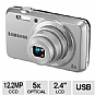 Samsung ES80 EC-ES80ZZBPSUS Digital Camera