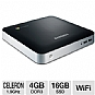 Alternate view 1 for Samsung Celeron 16GB SSD ChromeBox