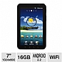 Alternate view 1 for SAMSUNG Galaxy Tab 7&quot; WiFi Android Tablet