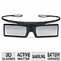 Samsung SSG-4100GB 3D Active Glasses - Battery Operated (Refurbished)