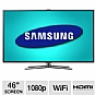 Samsung 46&quot; WiFi Smart Smart Interaction LE Bundle
