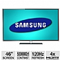 "Alternate view 1 for Samsung UN46D6400 46"" 1080p 120Hz 3D LED HD REFURB"