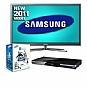 "Alternate view 1 for Samsung PN64D8000 64"" Widescreen 3D Plasma  Bundle"