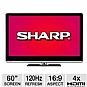 Alternate view 1 for Sharp 60&quot; Class Quattron Edge Lit LED HDTV Refurb