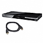 Samsung BDC5500C Blu-ray Player - 1080p, 1920 x 1080, Internet@TV, BD-Live, Wireless LAN-ready, 2x USB, HDMI, Includes HDMI Cable, Remote (Refurbished)