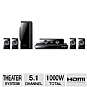 Alternate view 1 for Samsung HT-E5400 Blu-ray Home Theater System