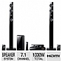 Alternate view 1 for Samsung HT-E6730W 3D Blu-ray Home Theater System