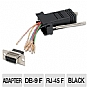 Alternate view 1 for StarTech DB9 to RJ45 Modular Adapter
