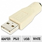 Alternate view 1 for StarTech PS/2 Mouse to USB Adapter
