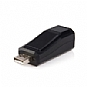 Alternate view 1 for StarTech Compact Black USB 2.0 to 10/100 Mbps Ethe