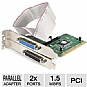 Alternate view 1 for StarTech  PCI Parallel Adapter Card