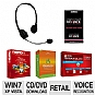 Alternate view 1 for Nuance Dragon Home 11.5 Naturally Speaking Bundle