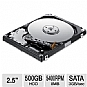 Samsung HN-M500MBB Spinpoint M8 2.5&quot; Internal Hard Drive