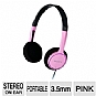 Alternate view 1 for Sony MDR-222KDPIN Children's Headphones