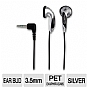 Alternate view 1 for Sony MDR-E828LP/SLV Retractable Earbuds