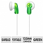Alternate view 1 for Sony MDRE9LP/GRN Fashion Earbud Headphones