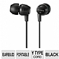 Alternate view 1 for Sony MDREX10LP/BLK Fashion Earbud Headphones