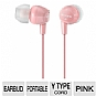 Alternate view 1 for Sony MDREX10LP/PNK Fashion Earbud Headphones