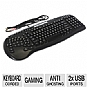 Alternate view 1 for SteelSeries 64049 Merc Stealth Gaming Keyboard