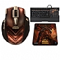 SteelSeries WoW Cataclysm MMO Gaming Mouse Bundle