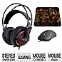 Steel Series 57002 Diablo III Gaming Headse Bundle