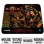 Alternate view 1 for Steel Series QcK Diablo III Barbarian Mouse Pad