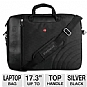 "Alternate view 1 for SWISS GEAR 17.3"" Laptop Sleeve with Handle"
