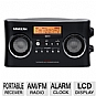 Alternate view 1 for Sangean PR-D5 RDS Digital Portable Receiver
