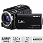 Alternate view 1 for Sony HDR-XR260V Handycam Full HD Camcorder