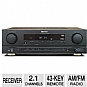 Alternate view 1 for Sherwood RX-4503 Stereo Receiver with Virtual Surr