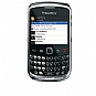 Blackberry Curve 9330 Locked Cell Phone - 3G,  WiFi, GPS, 2.0 Megapixel Camera, QWERTY Keyboard, Memory Card Slot, Black (Sprint Locked)