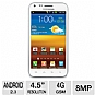 Alternate view 1 for Sprint Samsung Epic 4G Touch Locked GSM Cell Phone